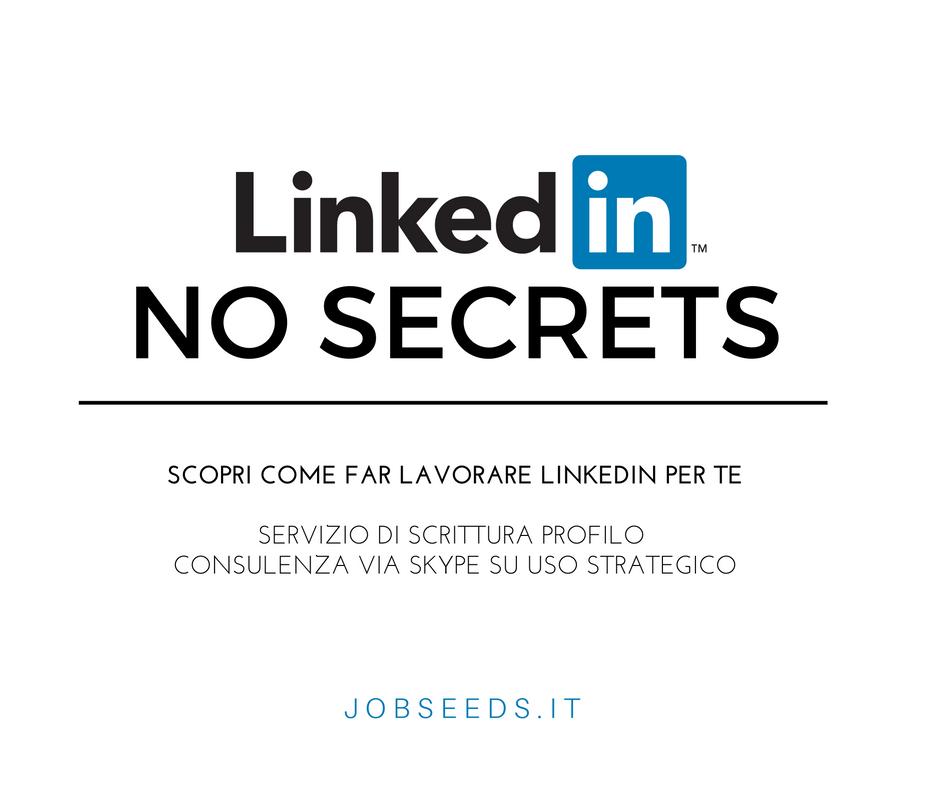 LinkedIn NO Secrets